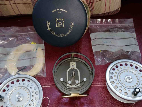 Hardy Marquis 2 Salmon Reel for sale