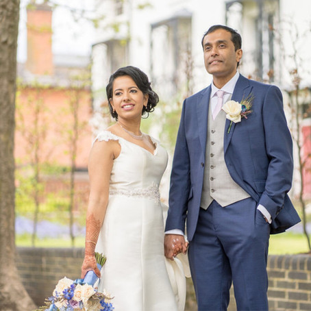 New Walk Museum & Keythorpe Manor Wedding ~ Kavi & Benoy