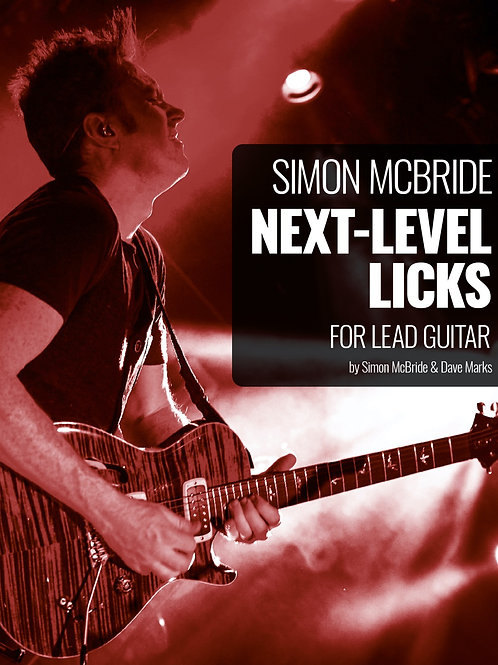 (Deluxe Edition) Next-level licks for lead guitar
