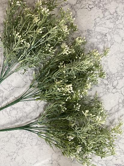 Mini ivory bush for medium vases