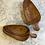 Thumbnail: Wooden teak scoop