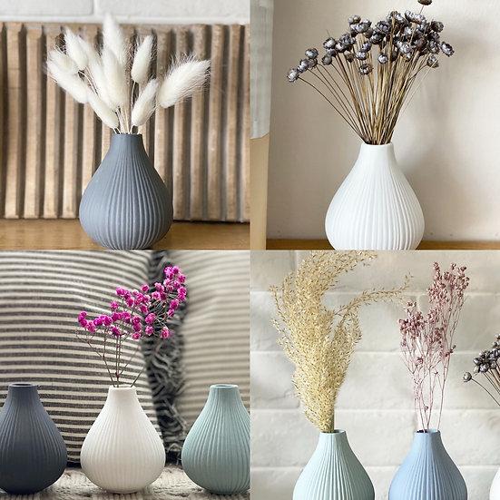 Mini stems for our ceramic bud vases  (vase not included)