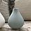 Thumbnail: Ceramic ribbed bud vase