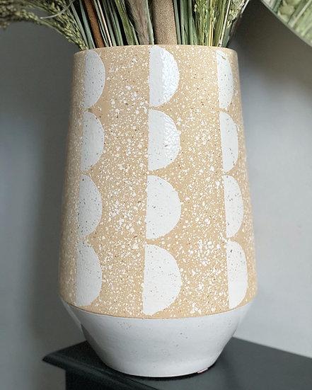 Tabby vase