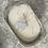 Thumbnail: 3 wick dough bowl candles