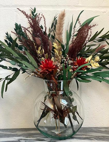 Limited edition Festive bouquet