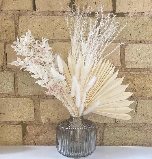 Sun palm mini arrangement