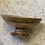 Thumbnail: Solid wooden dish on a pedestal