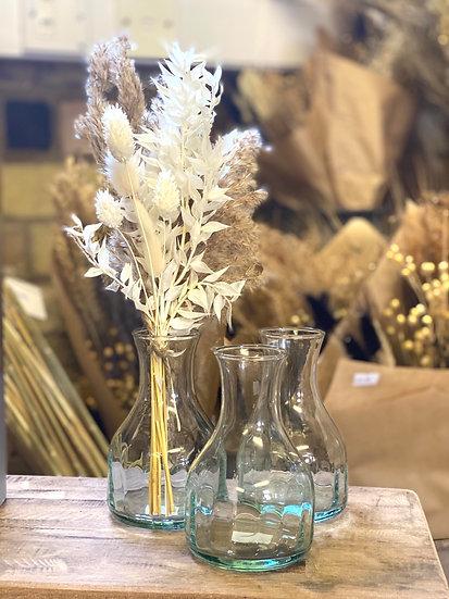 Bud vase and mini bundle set