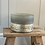 Thumbnail: Large distressed smoked candle holder
