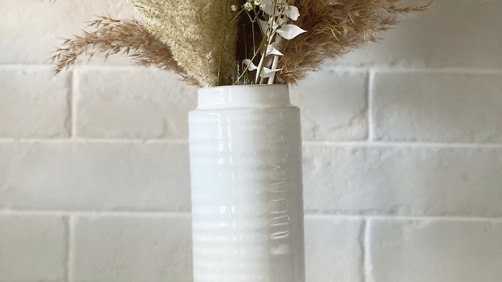 Two toned vase