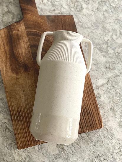 Iva Double handle vase