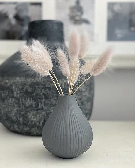 Grey bunny tail mini bundle