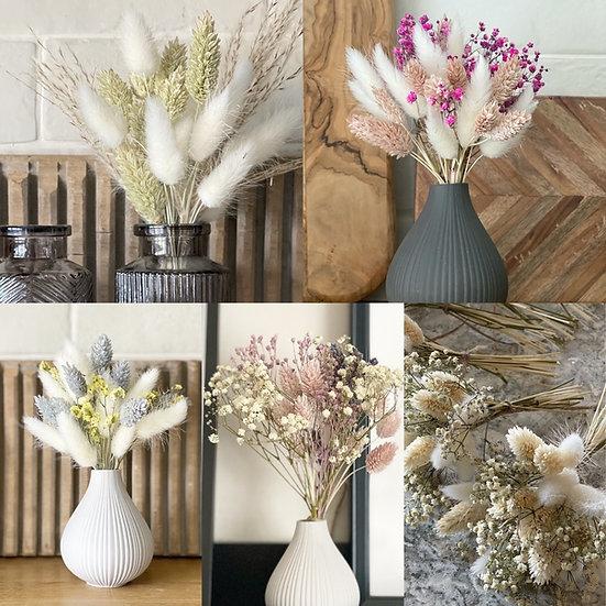 Mini bundles for bud vases