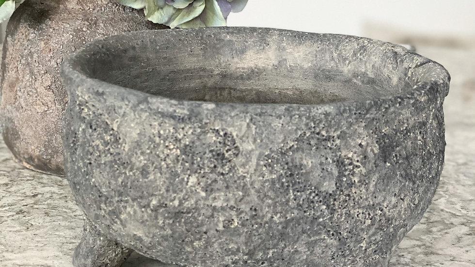 Bali bowl on feet