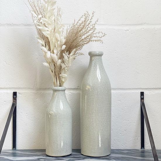 Hartley crackle vase