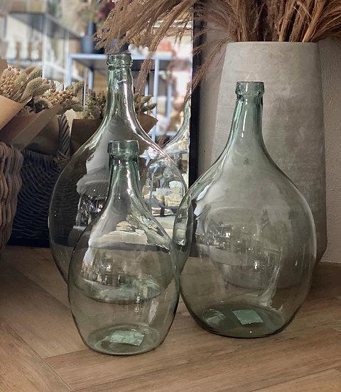 Eco floor vase