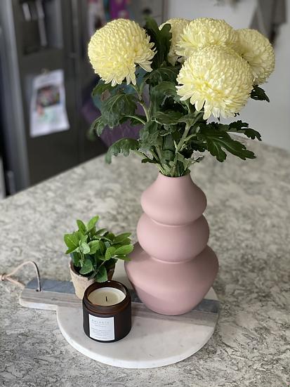 Clover large vase