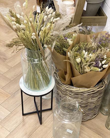 Large cylinder eco vase