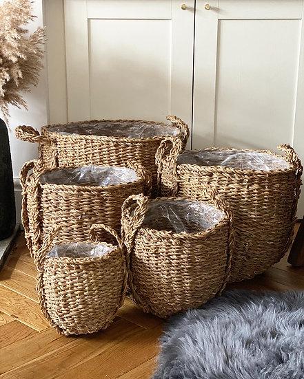 4- second largest wicker basket