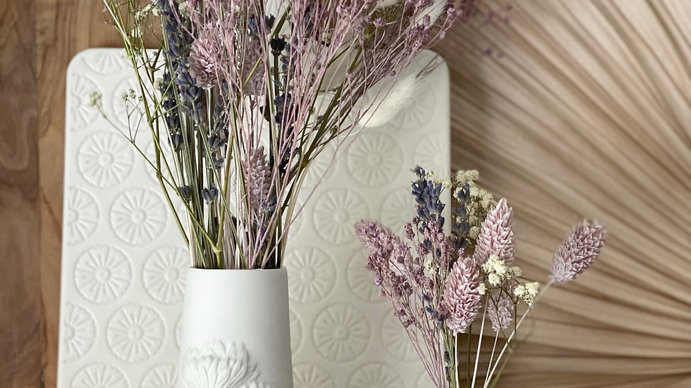 Wildflower lilac and lavender bundle