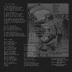 Alive She Died - Vinyl Release 2017