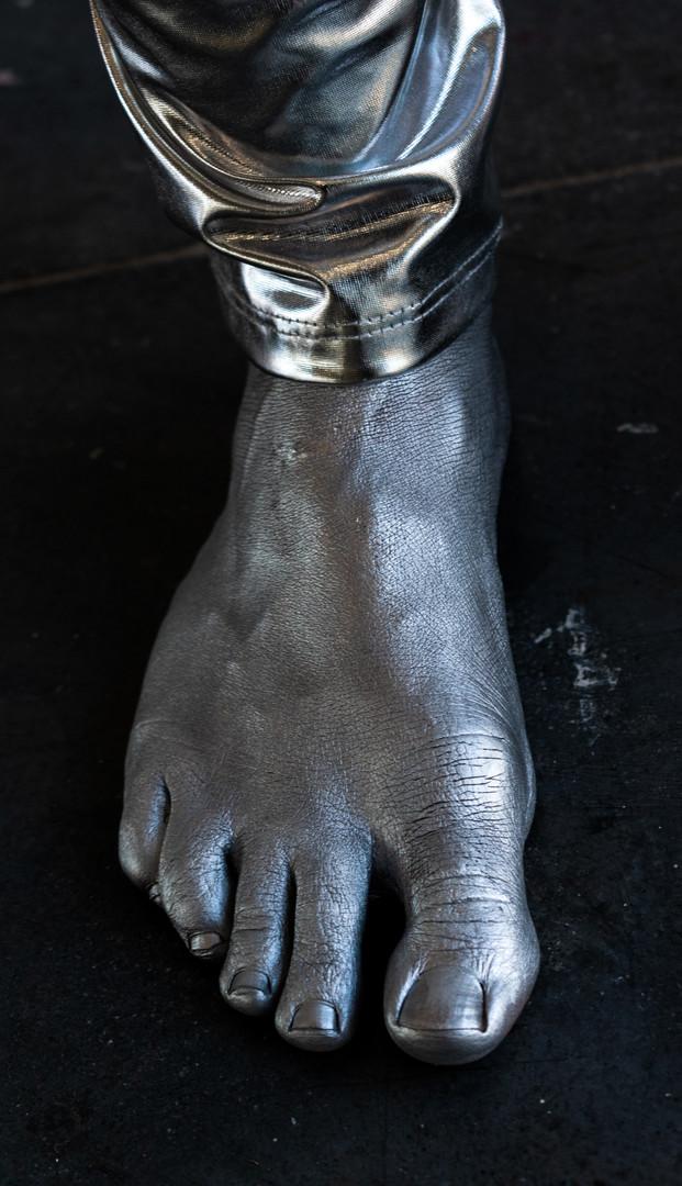 Foot Detail
