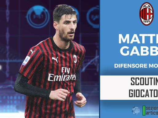 Giocatori emergenti italiani - Matteo Gabbia