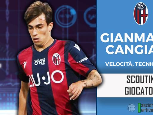Giocatori emergenti italiani - Gianmarco Cangiano