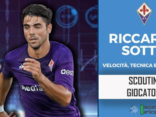 Giocatori emergenti italiani – Riccardo Sottil