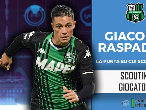 Giocatori emergenti italiani - Giacomo Raspadori