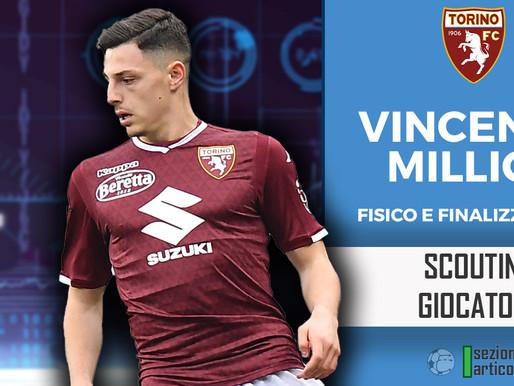 Giocatori emergenti Italiani - Vincenzo Millico