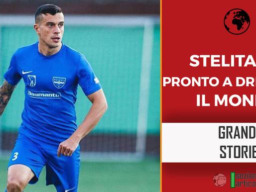 Antonio Stelitano, pronto a dribblare il mondo!