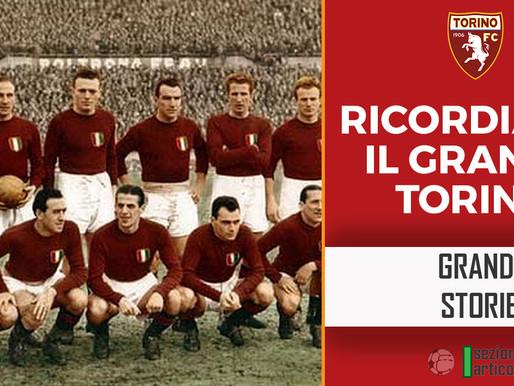 4 maggio 1949, ricordiamo la strage del Grande Torino