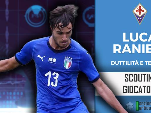 Giocatori emergenti italiani - Luca Ranieri