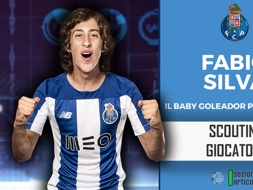 FABIO SILVA -  IL BABY GOLEADOR PORTOGHESE
