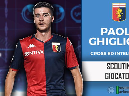 Giocatori emergenti italiani - Paolo Ghiglione