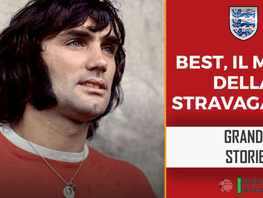 George Best, il mago della stravaganza!