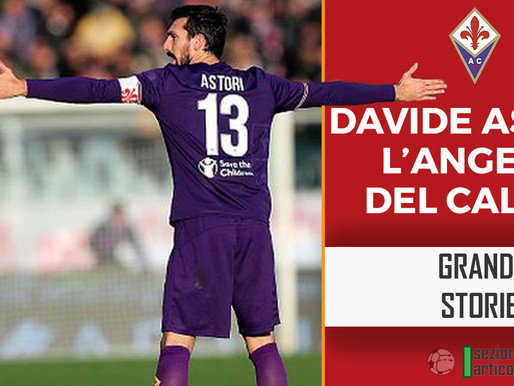 Davide Astori, l'angelo del calcio!