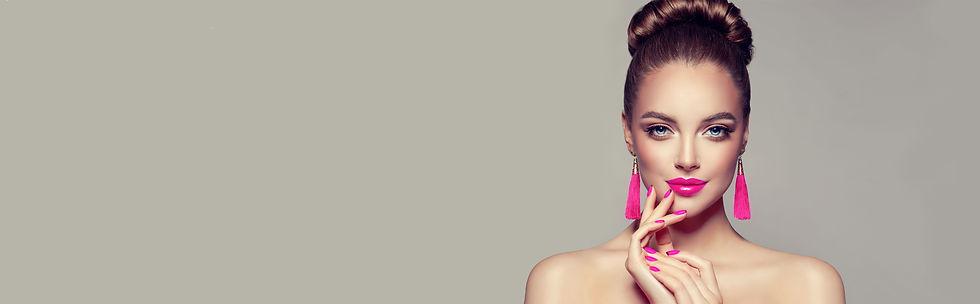 Pink Earrings Girl.jpg
