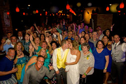 Lake Powell wedding dj