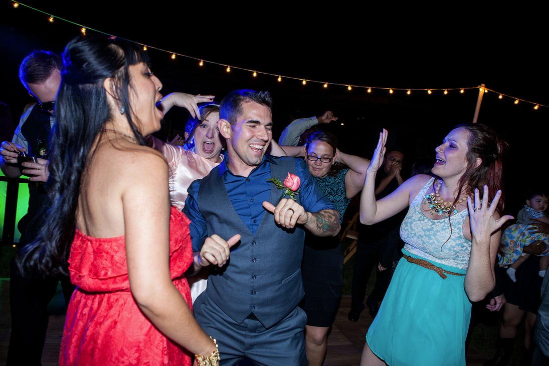Wedding in Sedona AZ with Synthesis