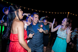 Wedding in Sedona AZ with Synthesis