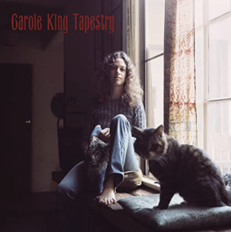 50 years since the release of Carole King's Tapestry