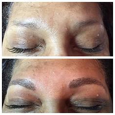 professional Eyebrow artists