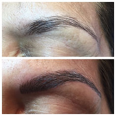 Eyebrows and Eyelashes services