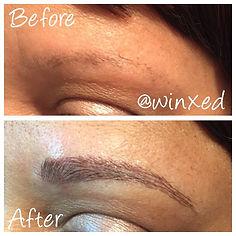 Eyebrow Makeup Beverly hills