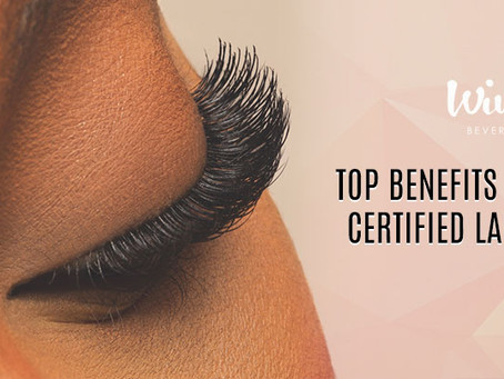 Top benefits of becoming a certified lash technician