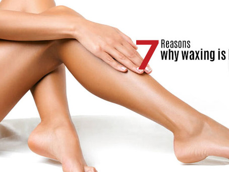 7 reasons why waxing is better than shaving