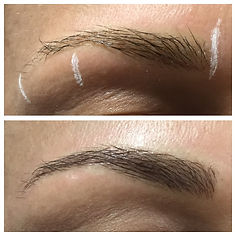 Best Eyebrow Shaping